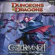 Castle Ravenloft Board Game (Dungeons & Dragons, D&D)