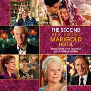 The Second Best Exotic Marigold Hotel (Score) (Original Soundtrack)