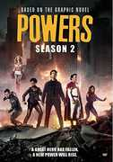 Powers: Season 2 , Sharlto Copley
