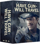 Have Gun Will Travel: The Complete Series , Richard Boone