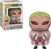 FUNKO POP! ANIMATION: One Piece - DQ Doflamingo