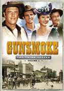 Gunsmoke: The Third Season Volume 1 , James Arness
