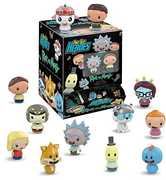 FUNKO PINT SIZE HEROES: Rick & Morty Blind Box (One Rick & Morty Blind Box Figure Per Purchase)