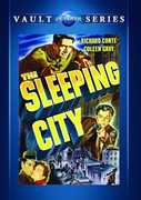 The Sleeping City , Richard Conte