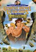 Greatest Heroes and Legends of the Bible: Joshua and the Battle of Jericho , Charlton Heston