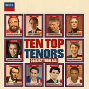 Ten Top Tenors , Various Artists