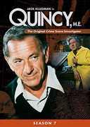 Quincy, M.E.: Season 7 , Jack Klugman