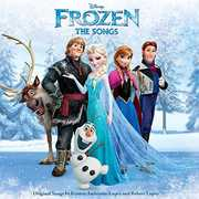 Frozen: The Songs , Various Artists