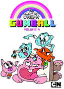 The Amazing World of Gumball: Volume 4 , Peter Boyle