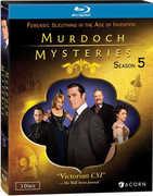 Murdoch Mysteries: Season 5 , Yannick Bisson