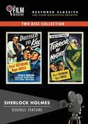 Sherlock Holmes Double Feature , Nigel Bruce