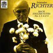 Sviatoslav Richter Plays Bach: English Suites , J.S. Bach