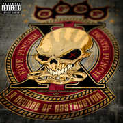 A Decade Of Destruction , Five Finger Death Punch