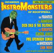Infamous Instro-Monsters 2 /  Various [Import] , Various Artists
