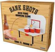 Barbuzzo Bank Shots - Beer Pong Drinking Game