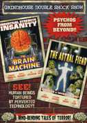 Brain Machine /  Astral Factor , Elke Sommer