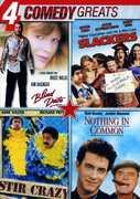 4 Comedy Greats , Gene Wilder