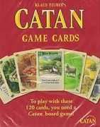 Catan Game Cards
