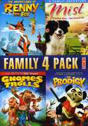 Family 4 Pack, Vol. 1