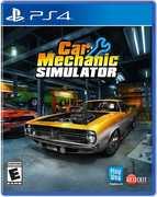 Car Mechnic Simulator for PlayStation 4