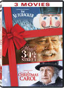 The Nutcracker /  Miracle on 34th Street /  A Christmas Carol , Darci Kistler