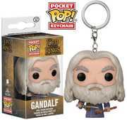 FUNKO POP! KEYCHAIN: Lord Of The Rings/ Hobbit - Gandalf