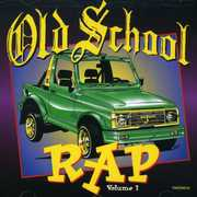 Old School Rap 1 /  Various , Various Artists