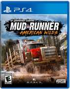 Spintires MudRunner - American Wilds Edition for PlayStation 4