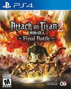 Attack On Titan 2: Final Battle for PlayStation 4