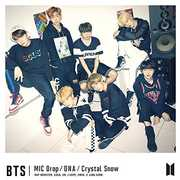Mic Drop /  DNA /  Crystal Snow: Type B [Import] , BTS