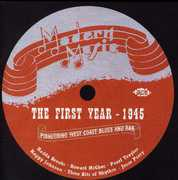 Modern Music: First Year 1945 /  Various [Import]