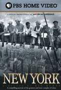 New York-A Film By Ric Burns , Bebe Neuwirth