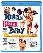 Muscle Beach Party , Frankie Avalon