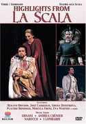 Highlights From la Scala , José Carreras