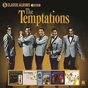 5 Classic Albums [Import] , The Temptations