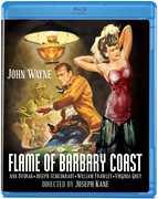 Flame of Barbary Coast , John Wayne