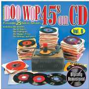 Doo Wop 45's on CD 6 /  Various
