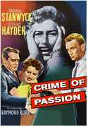 Crime of Passion , Barbara Stanwyck