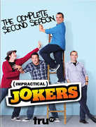 Impractical Jokers: The Complete Second Season , Joe Gatto