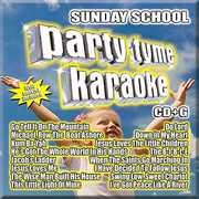Party Tyme Karaoke: Sunday School (Various Artists)