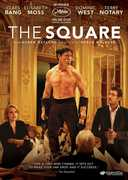 The Square , Elisabeth Moss