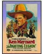 The Fighting Legion , Les Bates