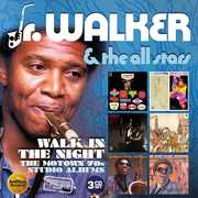Walk In The Night: Motown 70s Studio Albums [Import]