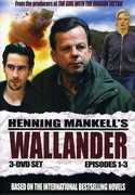 Wallander: Episodes 1-3 , Krister Henriksson