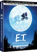 E.T. The Extra-Terrestrial (35th Anniversary Limited Edition) , Debra Winger