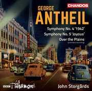 George Antheil: Orchestral Works, Vol.1