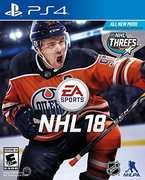 NHL 18 for PlayStation 4