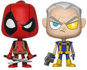 FUNKO VYNL: Marvel Comics - Deadpool & Cable