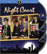 Night Court: The Complete Second Season , Alan Oppenheimer