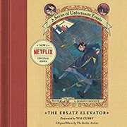 The Ersatz Elevator Unabridged CD (Series of Unfortunate Events)